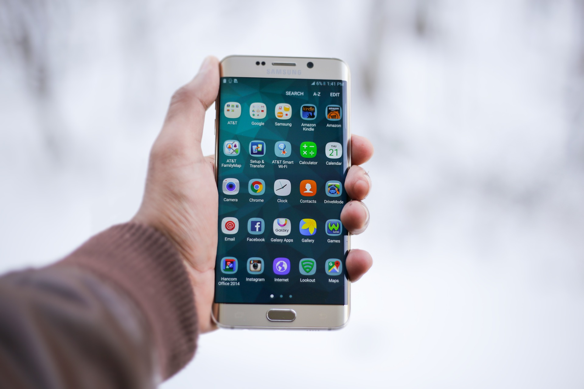 10 hermosas y útiles aplicaciones para tu móvil